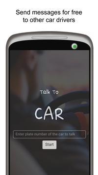TT-Car (Talk To Car) poster