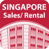 Singapore Sales and Rental icon