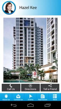 Hazel Kee SG Properties poster