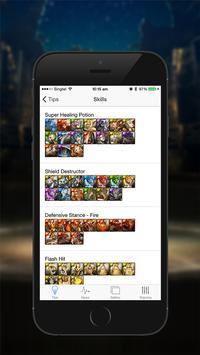Tower of Saviors Guide apk screenshot
