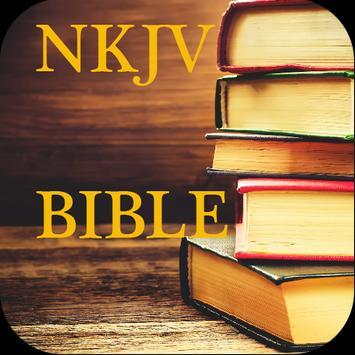 New King James.Version Bible. poster