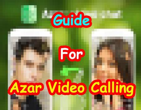 Guide Azor Video Call Chat apk screenshot