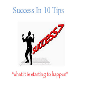 Success In 10 Steps icon