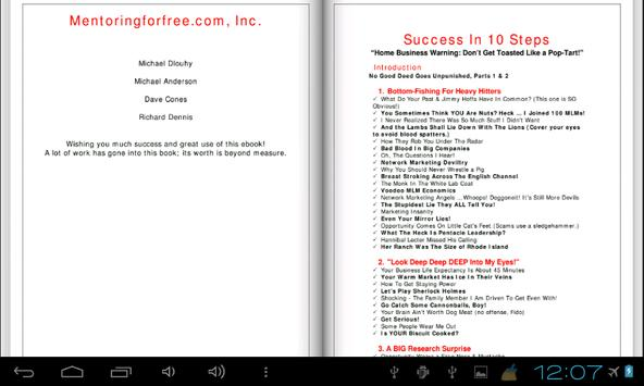 Success In 10 Steps apk screenshot