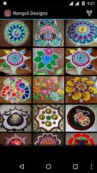 Best Rangoli Designs Ideas apk screenshot