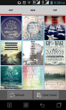 Amazing Bible Daily Quotes poster