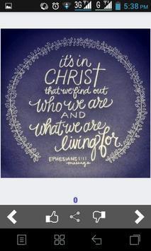 Amazing Bible Daily Quotes apk screenshot