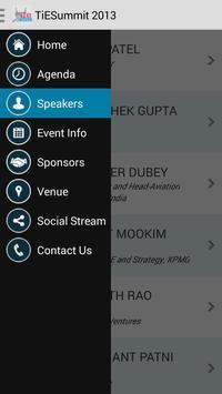 TiE Summit 2013 apk screenshot