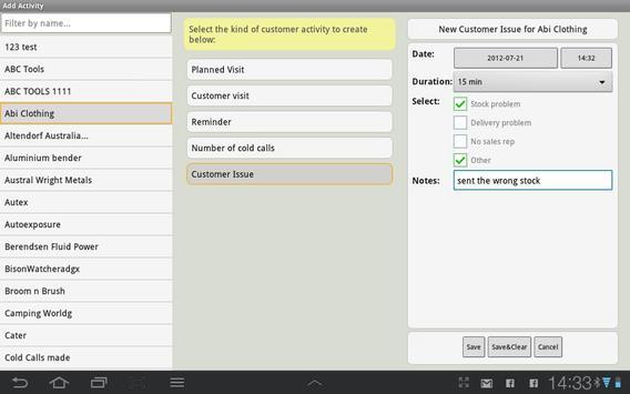 Rapidtargets apk screenshot
