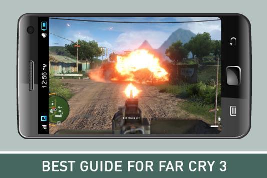 Best Guide For Far Cry 3 apk screenshot