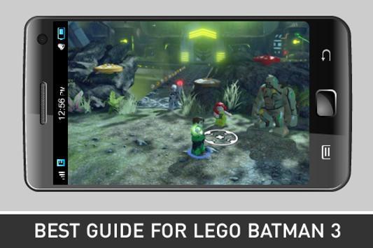 Best Guide for Lego Batman 3 apk screenshot