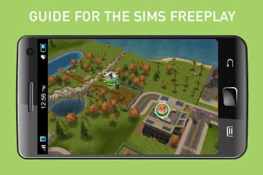 Guide For The Sims FreePlay apk screenshot