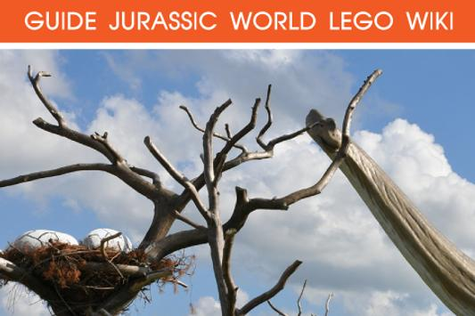 Guide Jurassic World Lego Wiki apk screenshot
