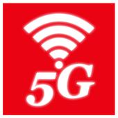 Check 5G - Speed Internet icon