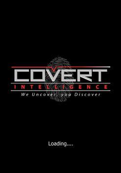 Covert Intelligence poster