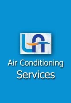 LA Air Conditioning Services poster