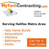 My Turn Contracting Halifax NS icon