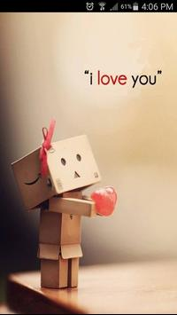 Cute Love Quotes and sayings poster