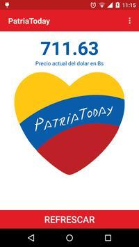 PatriaToday poster