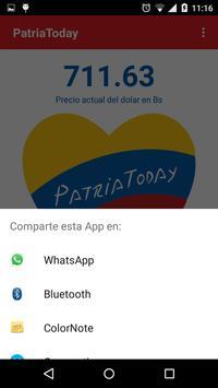 PatriaToday apk screenshot