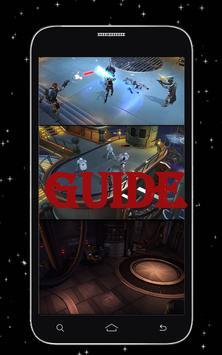 Guide For Star Wars Uprising apk screenshot