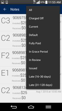 LendingClub Automatique apk screenshot