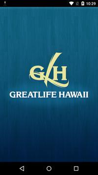 GreatLife Hawaii poster