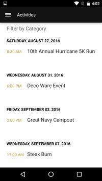 NavyMWR New Orleans apk screenshot
