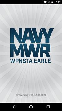 NavyMWR Earle poster