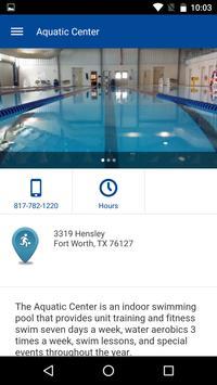 NavyMWR Fort Worth apk screenshot