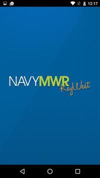 NavyMWR Key West poster