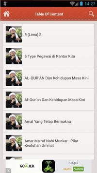 Ceramah AA Gym Terbaru apk screenshot