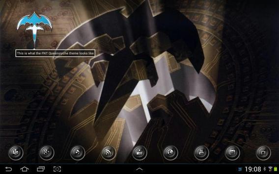 Queensrÿche - FN Theme apk screenshot
