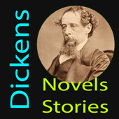 Charles Dickens icon