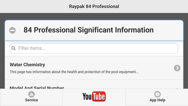 Raypak Tool Box 84 Profnl. apk screenshot