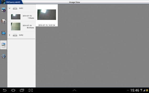 RXCamLinkHD apk screenshot
