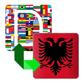 Albanian Dictionary Translator icon