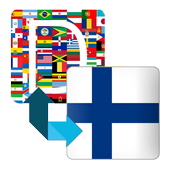 Finnish Dictionary Translator icon