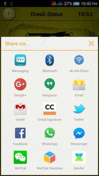 Diwali Status & Shayari App apk screenshot