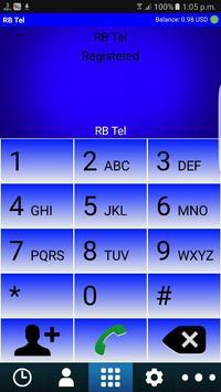 RB Tel Dialer poster