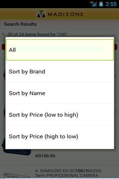 RC Commerce Madisons apk screenshot