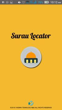 Surau Locator poster