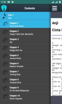Chord Lagu Anji poster