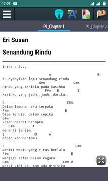 Chord Lagu Eri Susan apk screenshot