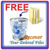 Recover Lost Data Instructions icon