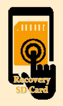 Recover Sd Card Data Advice poster