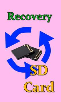Recover Sd Card Data Advice apk screenshot