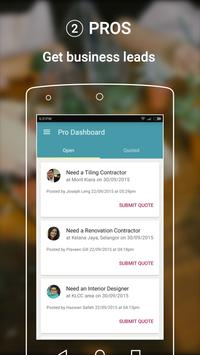 RecomN : Hire Service Pros apk screenshot