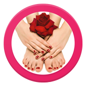 Decorated Nail Designs icon