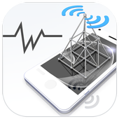 RF_Monitor -Radio strength - icon